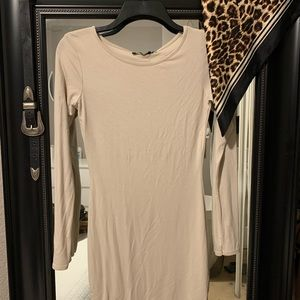 PrettyLittleThing Dresses - Pretty little thing nude dress